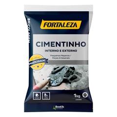 Cimentinho Cinza 1 Kg - Usina Fortaleza
