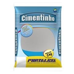 CIMENTINHO CINZA 5KG 264750 Usina Fortaleza