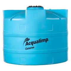 Cisterna em Polietileno 10000 Litros Azul