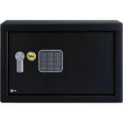 Cofre Eletrônico Value Home 25x35cm Preto - Yale