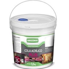 Cola Acrílico Plus 3,5kg  - Amazonas