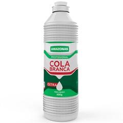 Cola Branca Extra 500g - Amazonas