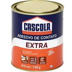 Cola de Contato Extra sem Toluol 730g Transparente - Henkel