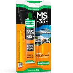 Cola Multiuso M-35 50g Branca - Amazonas