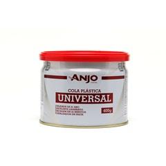 Cola Plástica de Secagem Rápida Branca 400g    - Anjo