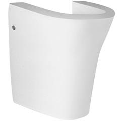 Coluna Suspensa para Lavatório Riviera E Acesso Branca - Celite