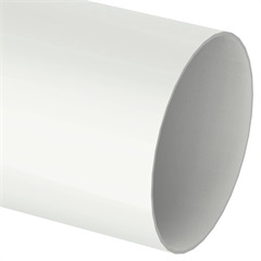 Condutor Circular Aquapluv Style Branco - Tigre