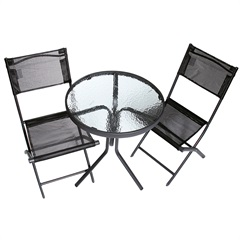Conjunto de Jardim com Mesa E Cadeiras - Importado