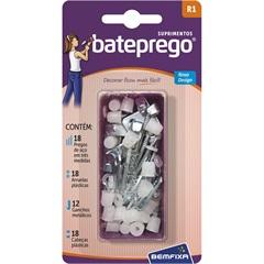 Conjunto de Suprimentos para Bateprego  R-1 - Bemfixa
