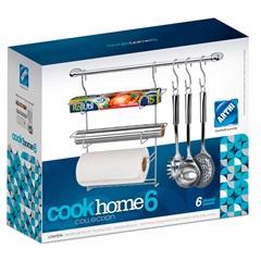 Cook Home com 6 Portas Contimentos  - Arthi