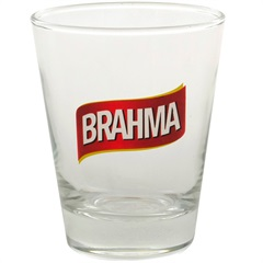 Copo Old Fashioned Incolor Brahma  216ml  - Allmix