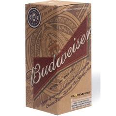 Copo para Cerveja Budweiser 400 Ml - Oxford