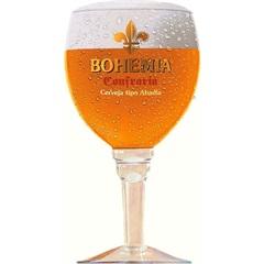 Copo para Cerveja em Vidro Bohemia 430ml Transparente  - Ambev