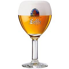 Copo para Cerveja em Vidro Leffe 330ml Transparente  - Ambev