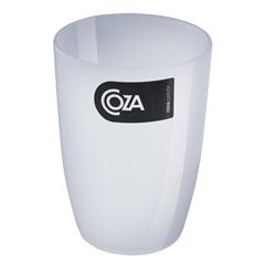 Copo Transparente de Plástico Polipropileno 275ml - Coza
