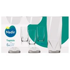 Copos Topázio - Nadir