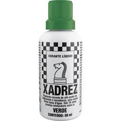 Corante Xadrex Liquido Verde 50ml - Xadrez - Sherwin Williams