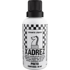 Corante Xadrez Liquido Preto 50ml - Xadrez - Sherwin Williams