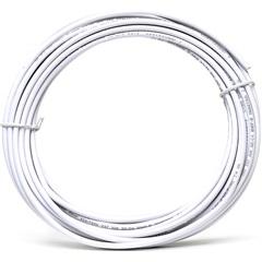 Cordão Paralelo 2x1,5mm com 25 Metros Branco - Induscabos