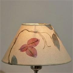 Cúpula Cônica Pp com Flor Grande - LS lumina