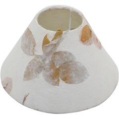 Cupula Conica Pp Flor Gra - LS lumina