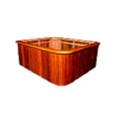 Deck de Madeira Space para Spacril - Ouro Fino