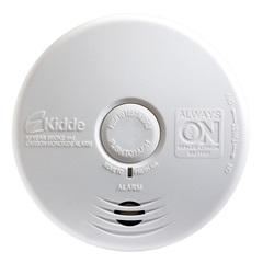 Detector de Fumaça E Monóxido de Carbono Branco - Kidde
