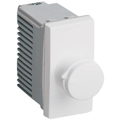 Dimmer Rotativo Branco 300w 127v Pialplus Ref. 611017 - Pial Legrand