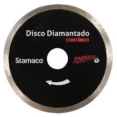"""Disco Diamantado Contínuo a Seco 4"""" - Stamaco"""