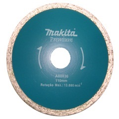 Disco Diamantado Liso a88836  - Makita