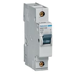 Disjuntor 1p Curva C 10a 220/380 V - Eletromar