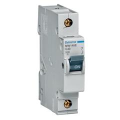 Disjuntor 1p Curva C 40a 220/380 V - Eletromar