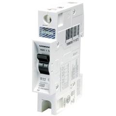 Disjuntor Din Curva B 10a Monopolar Ref. 5sx1 110-6 - Siemens