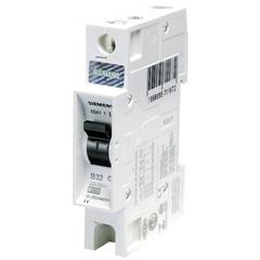 Disjuntor Din Curva B 13a Monopolar Ref. 5sx1 113-6 - Siemens