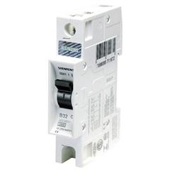Disjuntor Din Curva B 32a Monopolar Ref. 5sx1 132-6 - Siemens