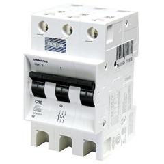 Disjuntor Din Curva C 40a Tripolar Ref. 5sx1 340-7 - Siemens