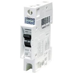 Disjuntor Din Disparador Magnético 80a Monopolar Ref. 5sx1 180-1 - Siemens