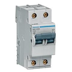 Disjuntor Eletromar 2p Curva C 40a 220/380v - Eletromar
