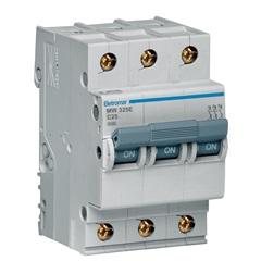 Disjuntor Eletromar 3p Curva C 25a 220v/380v - Eletromar