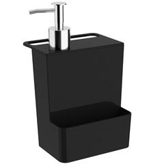Dispenser Retro Preto 600ml  - Coza