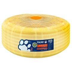 Eletroduto Flexível Amarelo 16 Mm X 50 M Rolo Ref. 14210164  - Tigre