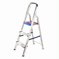 Escada de Alumínio com 3 Degraus Ref. 1003 - Alustep