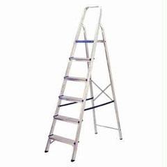 Escada de Alumínio com 6 Degraus Ref.1006 - Alustep