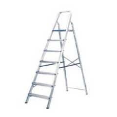 Escada de Alumínio com 7 Degraus Ref.1007 - Alustep
