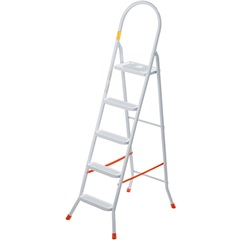 Escada Domestica 5 Degraus - Utimil