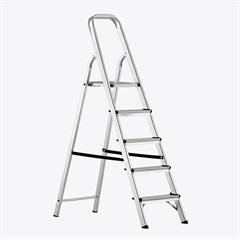 Escada Doméstica Prima 5 Degraus - Alustep