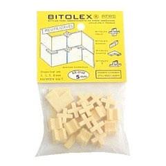 Espaçador Reutilizável Cruz 5mm para Pisos, Azulejos E Pedras  - Completa Bitolex