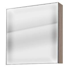 Espelheira Mdp Blu Grigio 60x60cm - Bumi