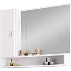 Espelheira Orquídea Branca 80 Cm - Cozimax