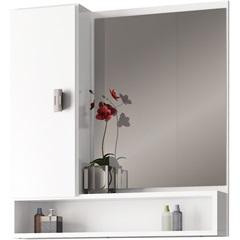 Espelheira Orquídea Branco 60 Cm - Cozimax